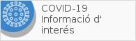 COVID-19. Informació d'interés