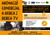 INSCRIPCIÓN ANIMACIÓN COMERCIAL BERCA - JULIO 2021