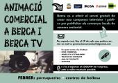 INSCRIPCIÓN ANIMACIÓN COMERCIAL BERCA - FEBRERO 2021