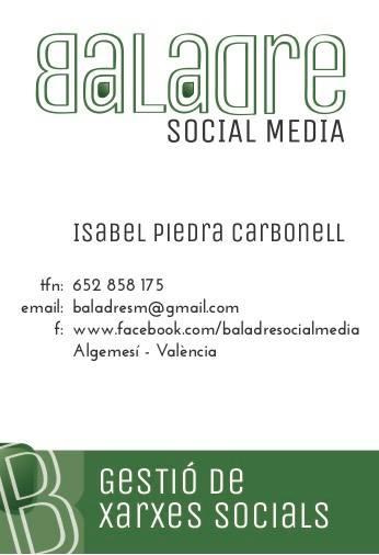 BALADRE SOCIAL MEDIA