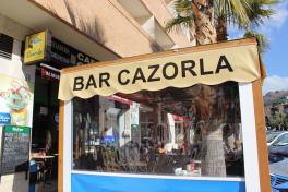 CAFE BAR CAZORLA