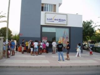 SAIL ACTION