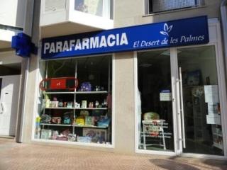 PARAFARMACIA EL DESERT DE LES PALMES