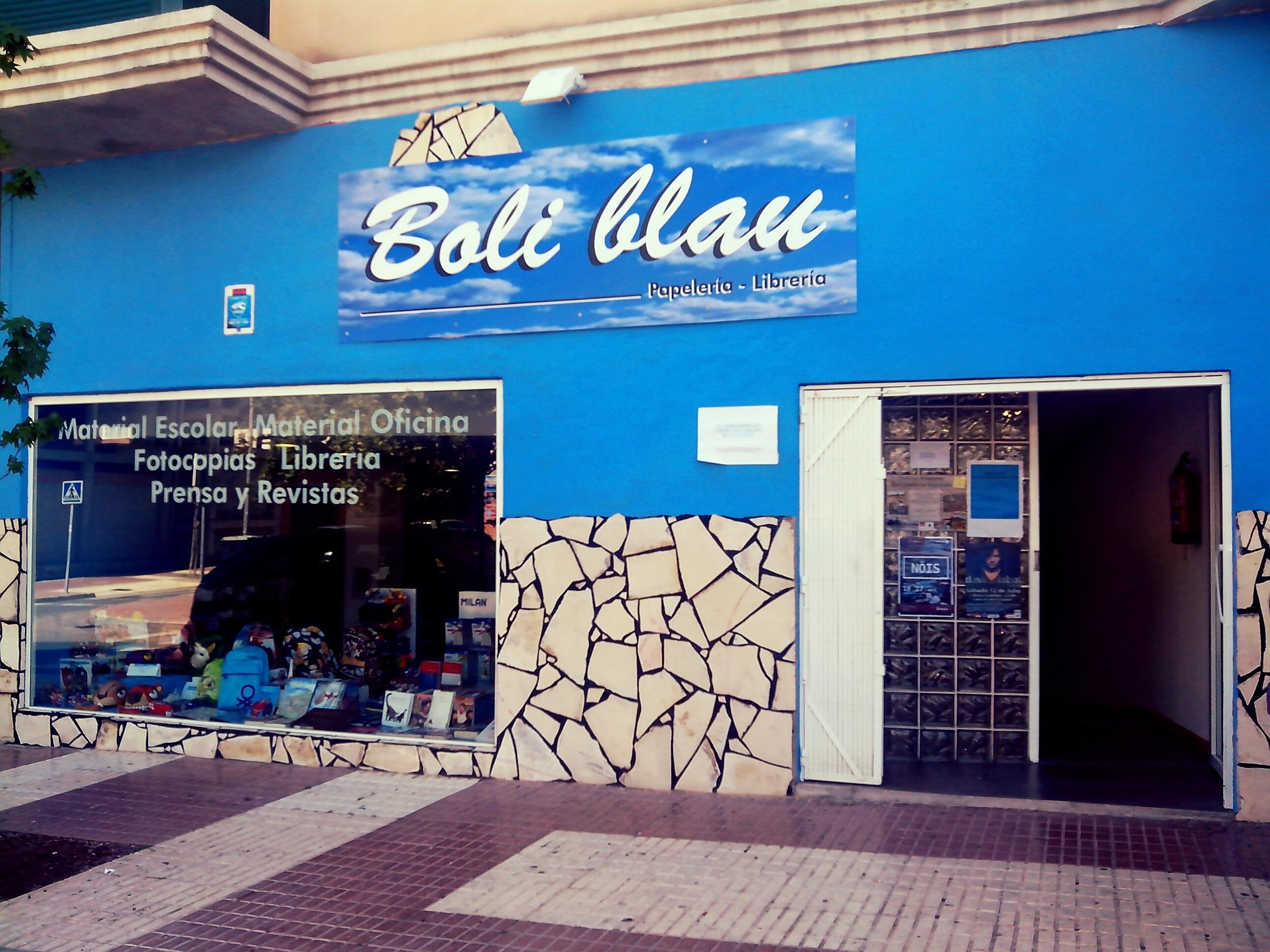 Boli blau benicasim benic ssim directorio comercial de la for Oficinas dhl valencia