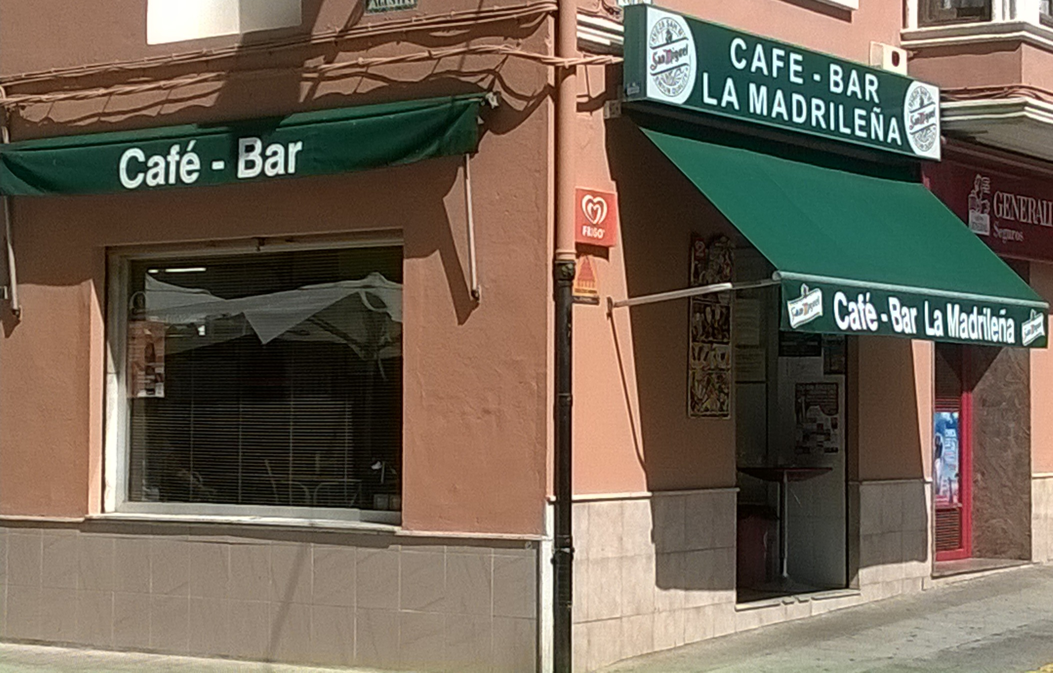 Cafe Bar La Madrileña