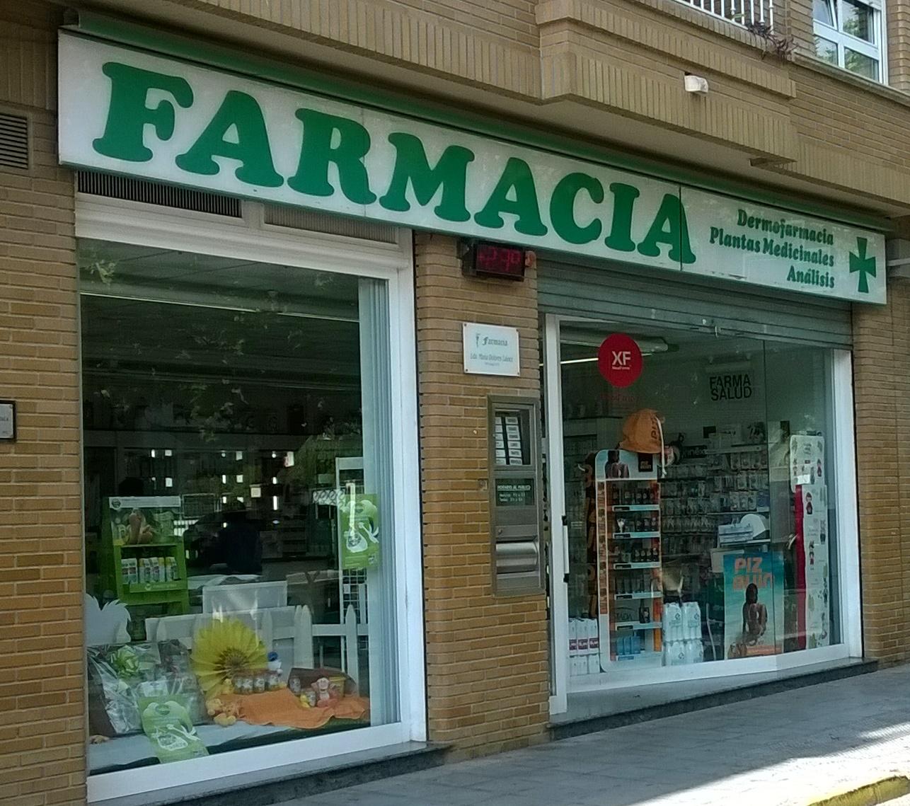 Farmacia María Dolores Lainez Zaragüeta