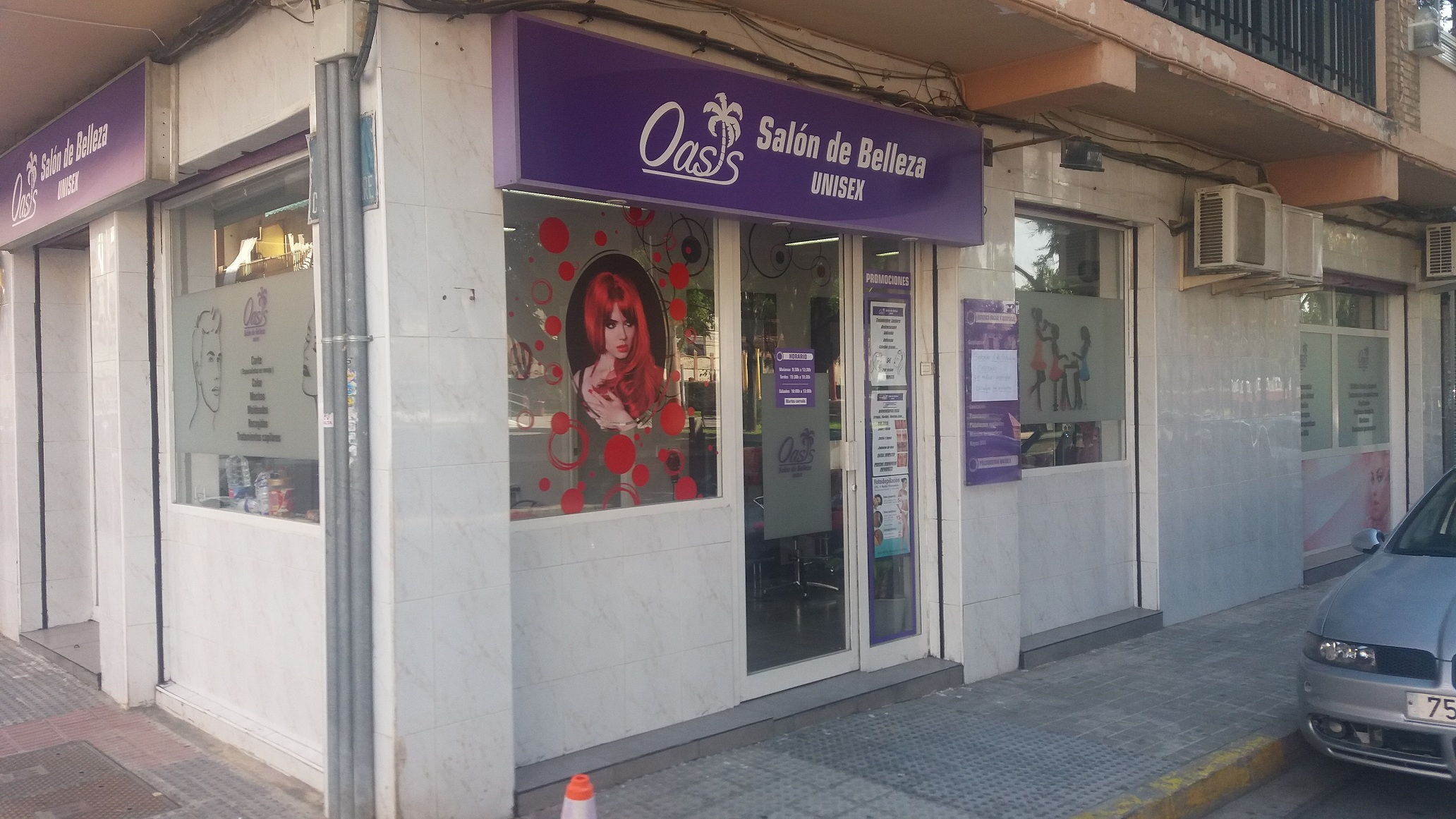 Oasis Salon de Belleza
