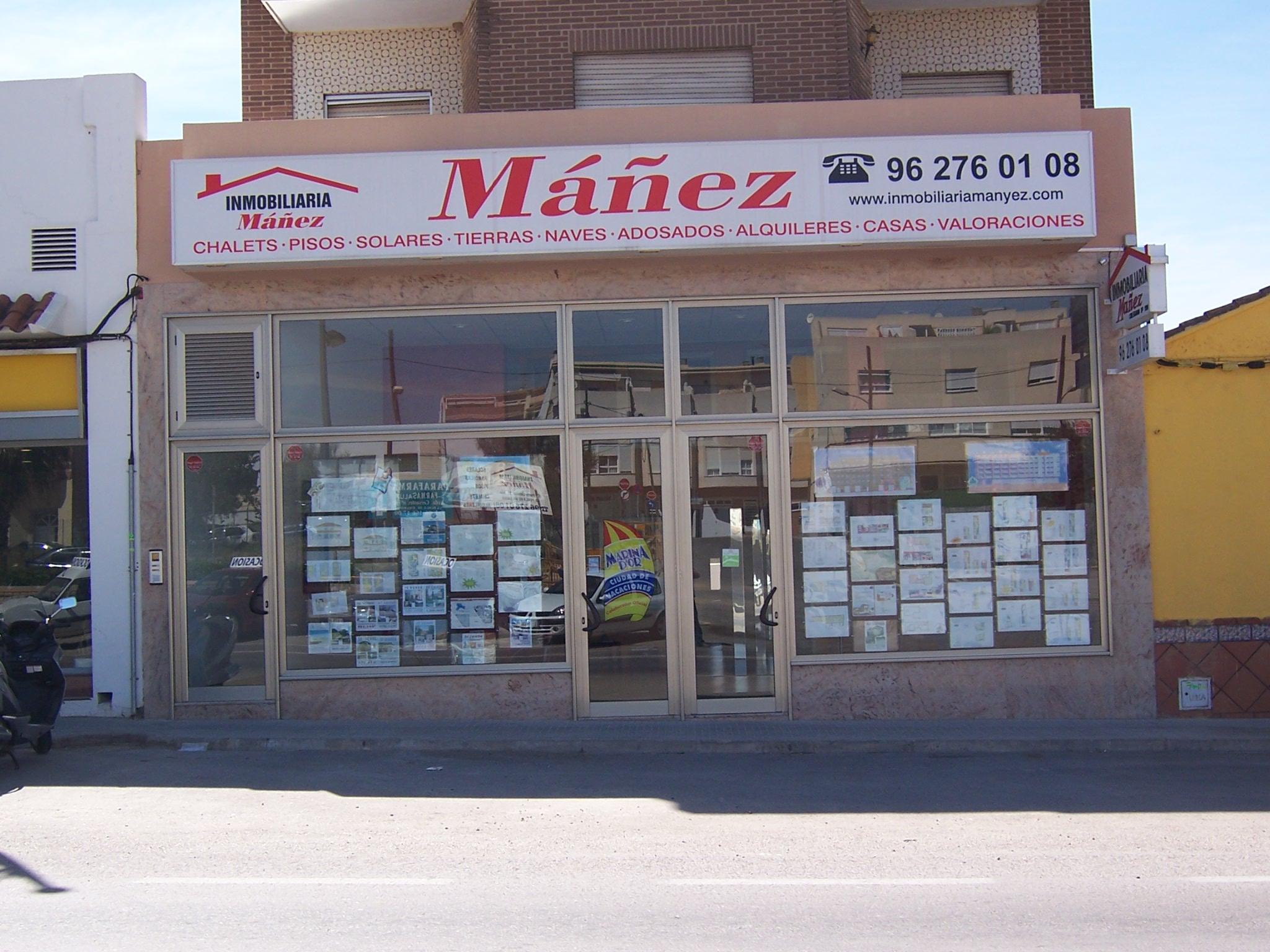 INMOBILIARIA MÁÑEZ