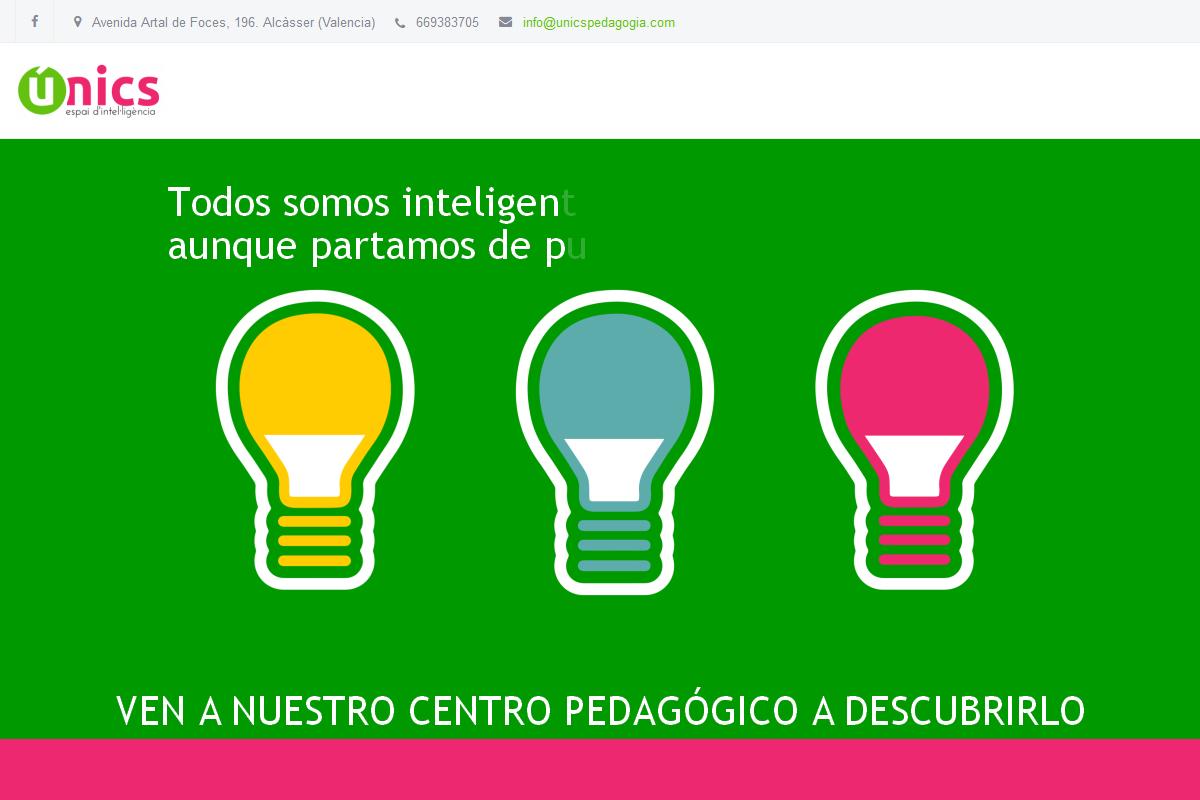 UNICS ESPAI D'INTEL·LIGENCIA (CENTRO PEDAGOGICO)