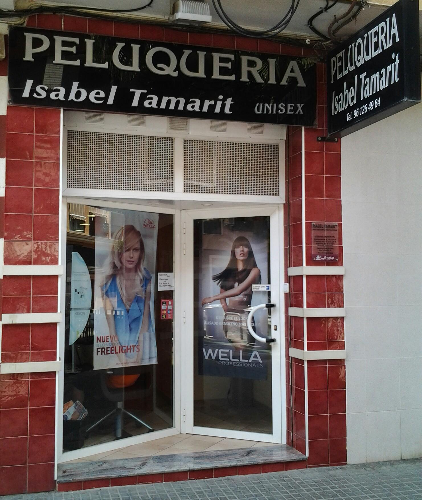 PELUQUERIA ISABEL TAMARIT, S.L.