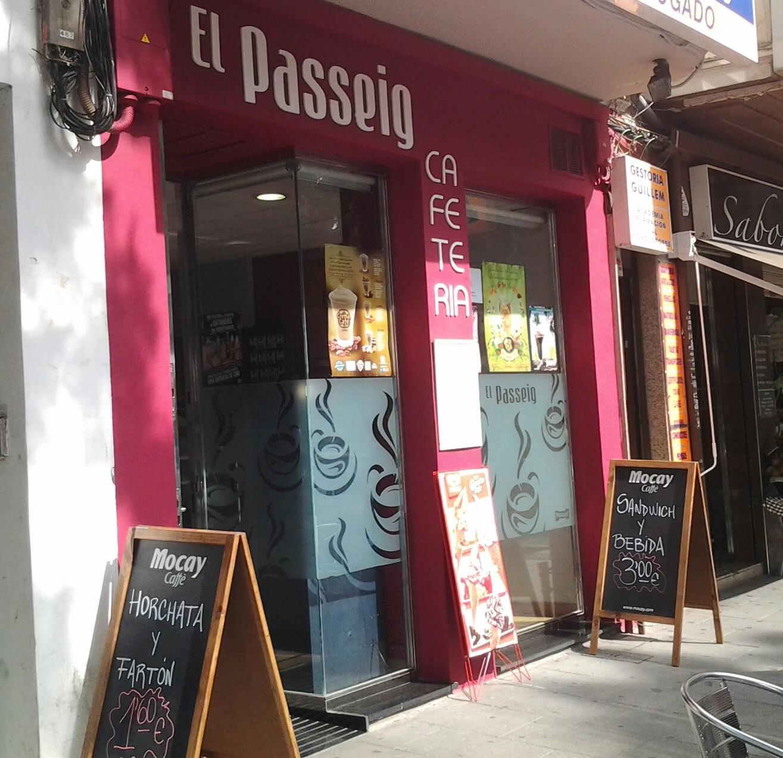 CAFETERIA EL PASSEIG
