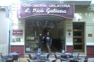 HELADERIA-TORRONERIA PICO-GALIANA