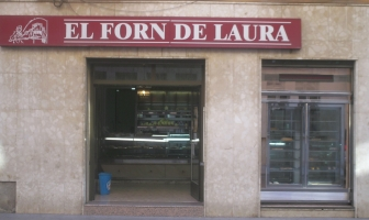 HORNO-PASTELERIA FORN DE LAURA Santa Annna