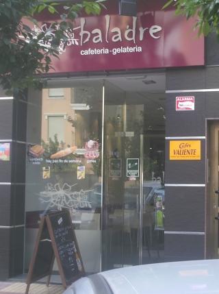 CAFETERIA BALADRE