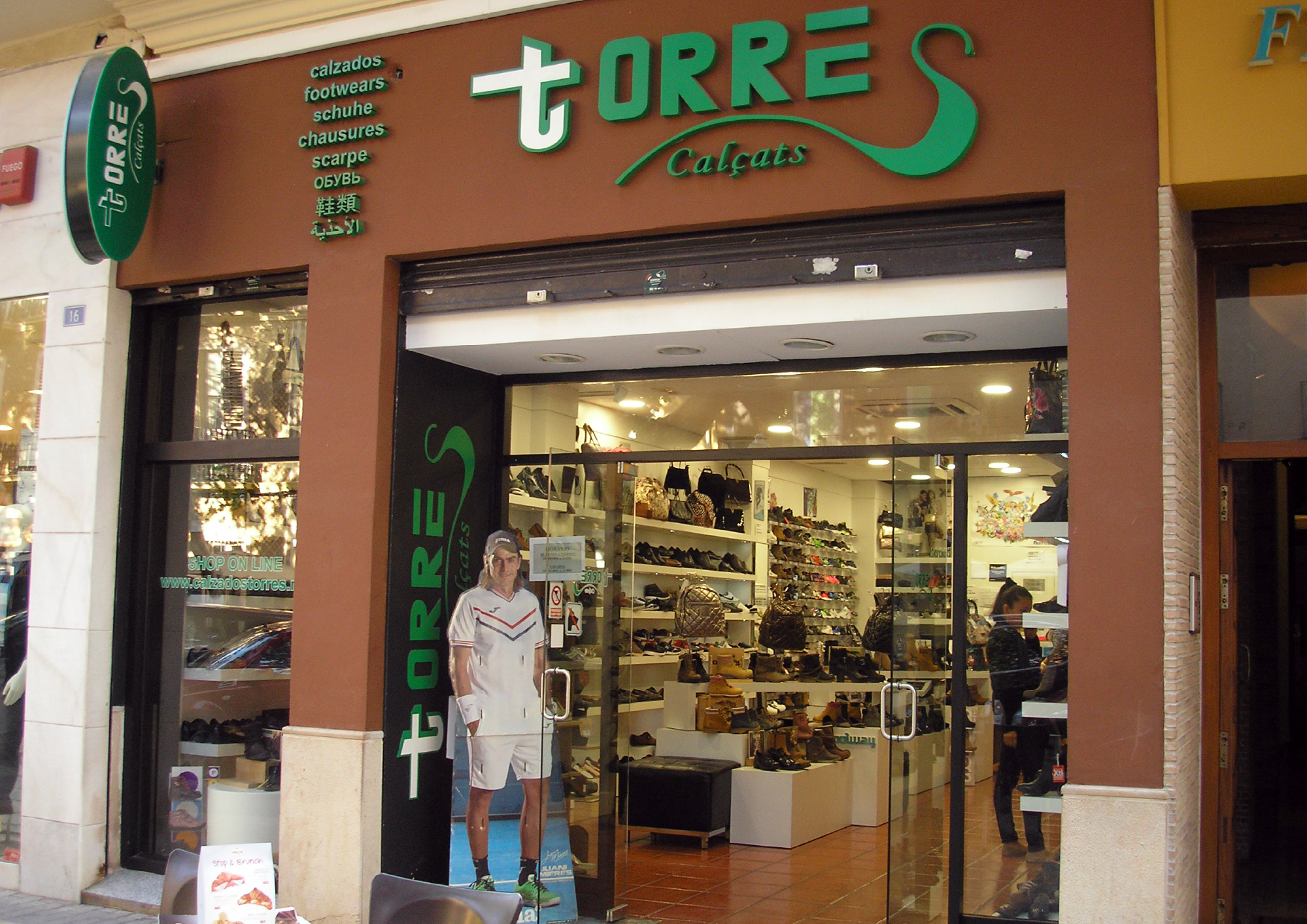 TORRES CALÇATS