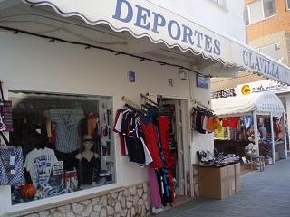 DEPORTES CLAVILLA