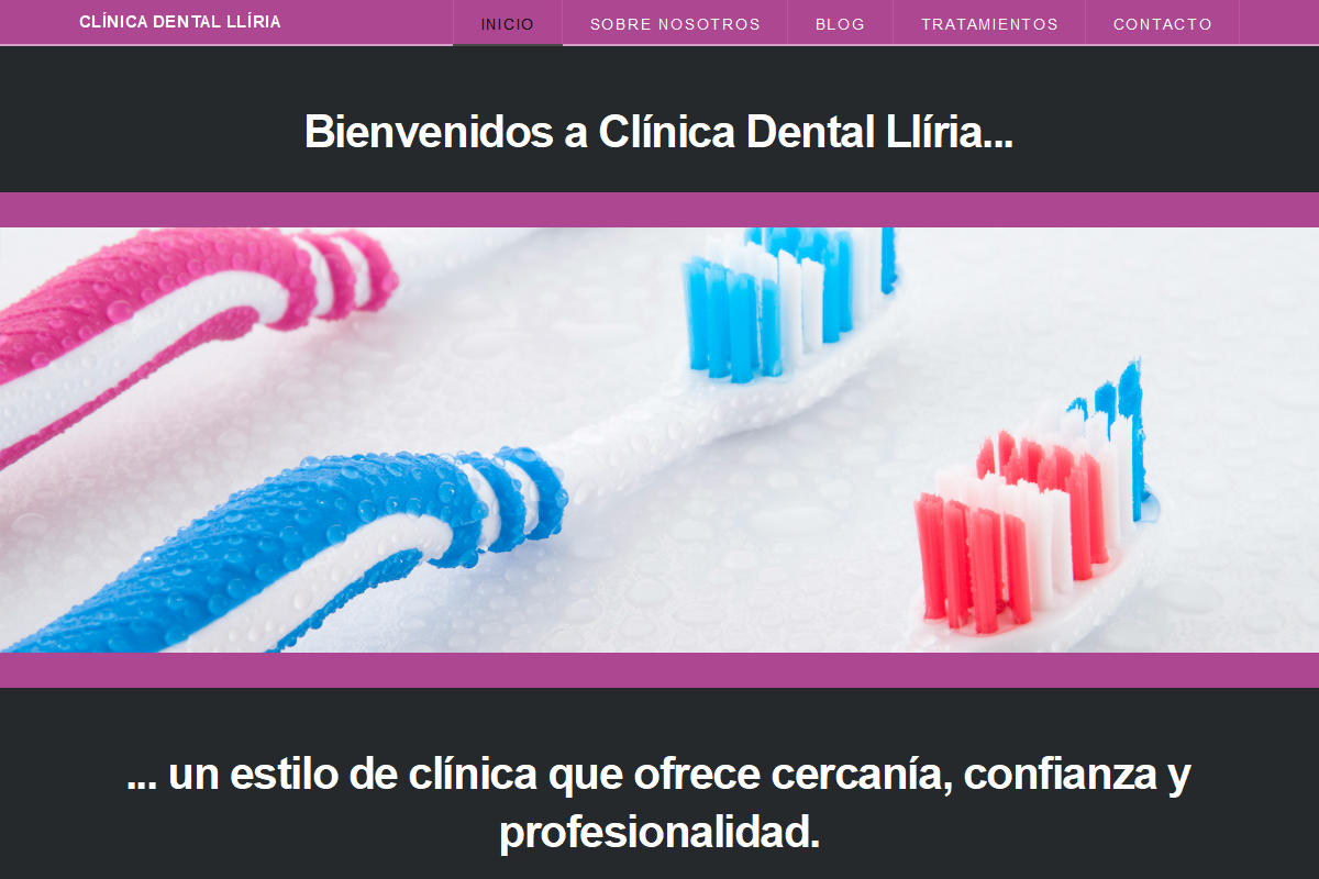 CLÍNICA DENTAL LLIRIA