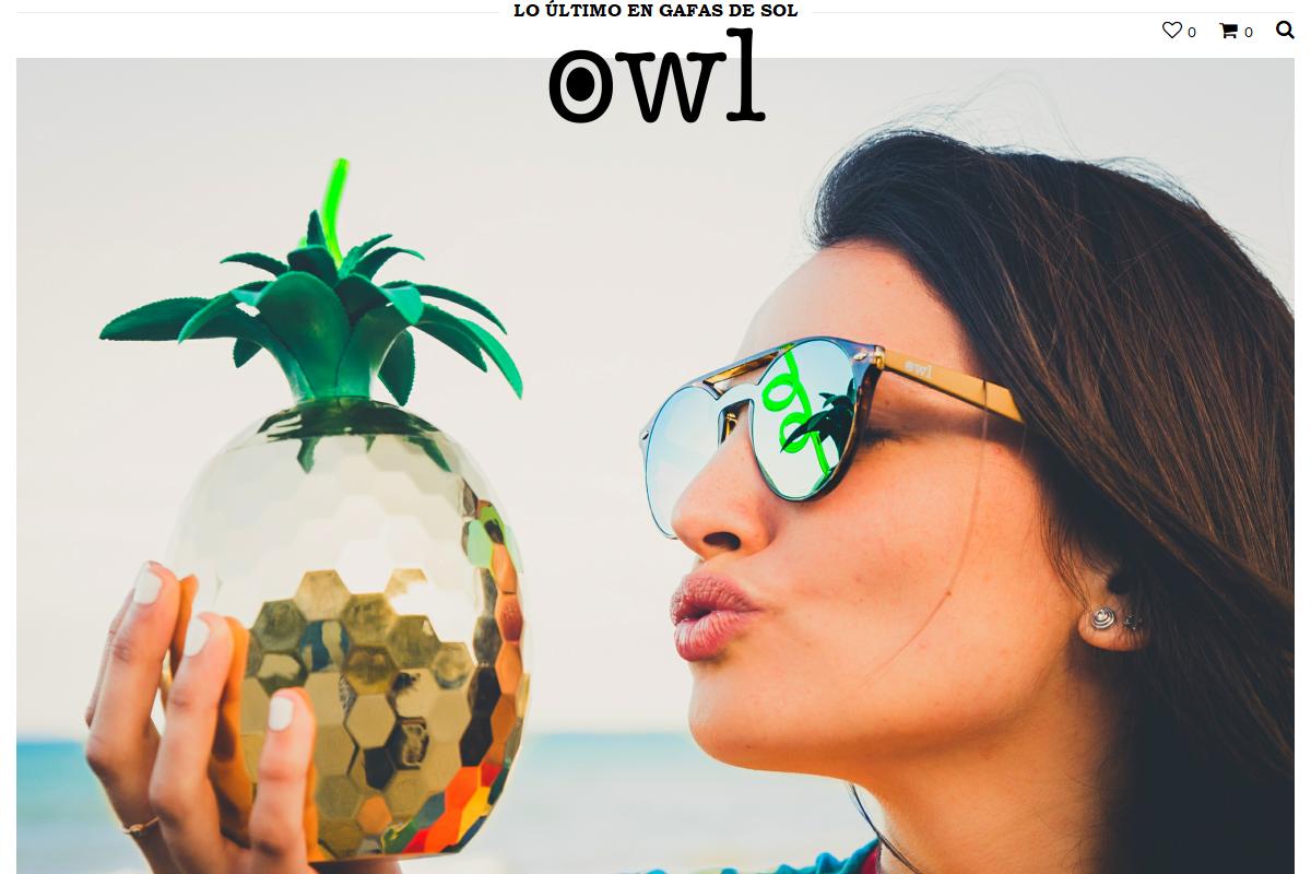 Gafas Owl
