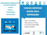 Pego: Curso Certificado digital para empresas