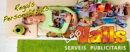Publicitat Les Valls