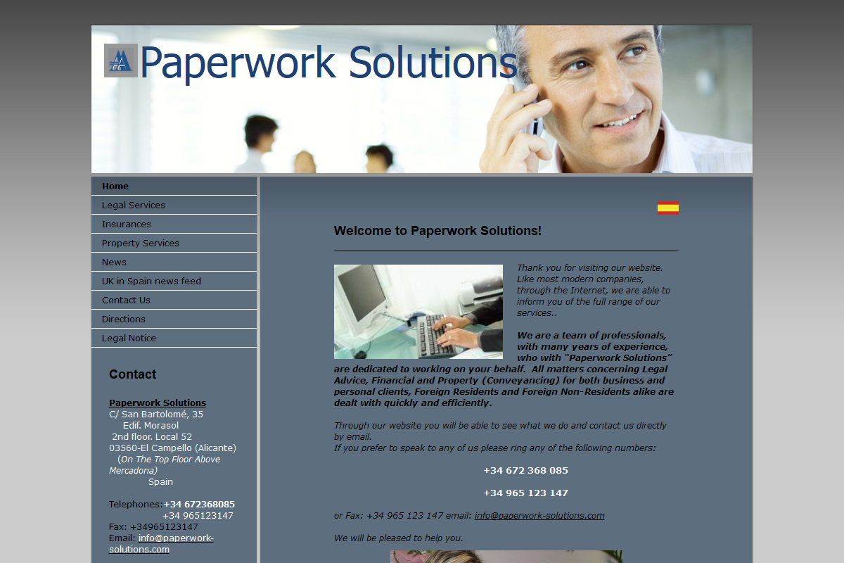 PAPERWORK SOTUTION