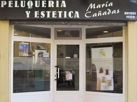 Peluqueria y Estetica Maria Cañadas