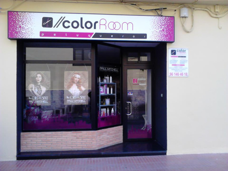 Peluquería Color Room