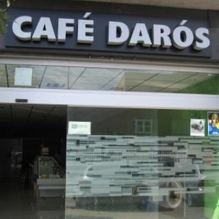 CAFÉ DARÓS
