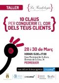 10 CLAVES PARA CONQUISTAR EL CORAZÓN DE TUS CLIENTES- CICLO TALLERES CREAMA
