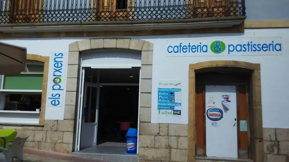 CAFETERIA ELS PORXENS