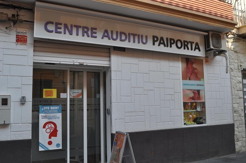 CENTRE AUDITIU PAIPORTA