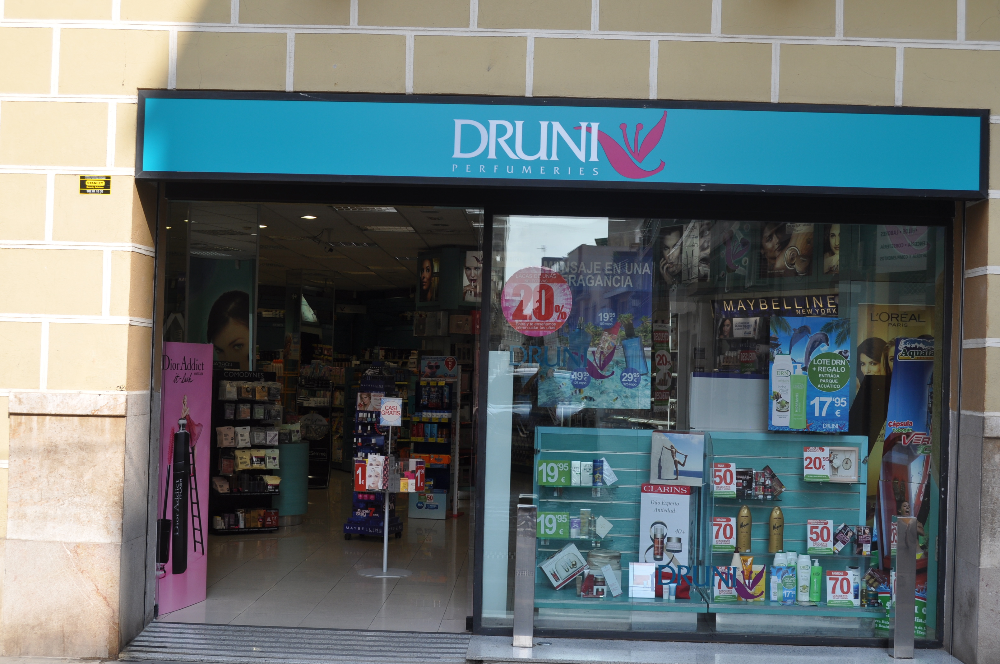 DRUNI PERFUMERIES