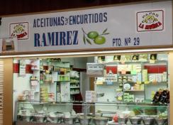 Aceitunas y encurtidos Ramirez