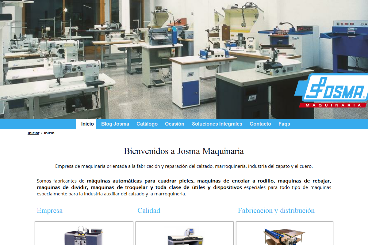 Josma Maquinaria