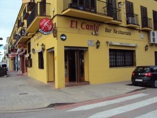 Bar-Restaurante- El Cantó
