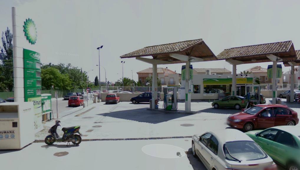 Gasolinera- BP