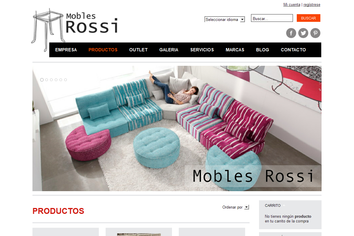 MOBLES ROSSI S.L