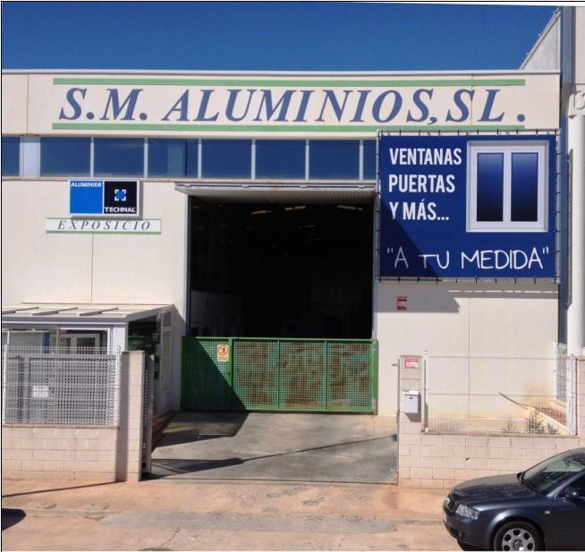 S.M. ALUMINIOS