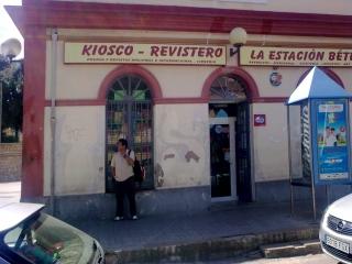 KIOSCO LA ESTACION BETERA