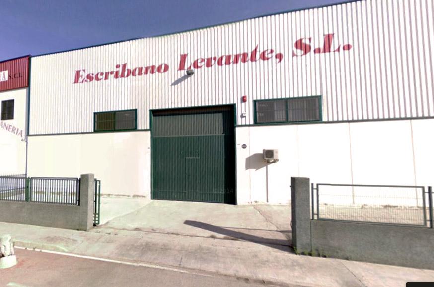 ESCRIBANO LEVANTE S.L.