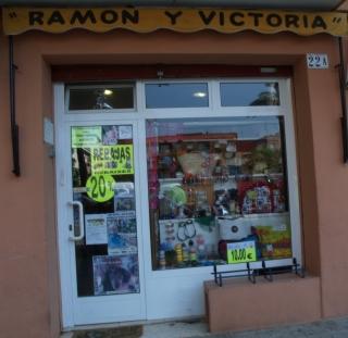 RAMÓN Y VICTORIA
