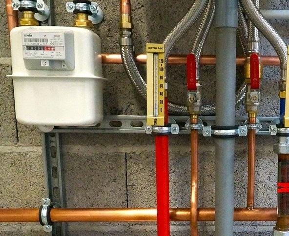 Instal·lació de sistema de gas en habitatges