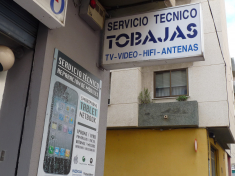 ELECTRÓNICA Y SERV.TOBAJAS