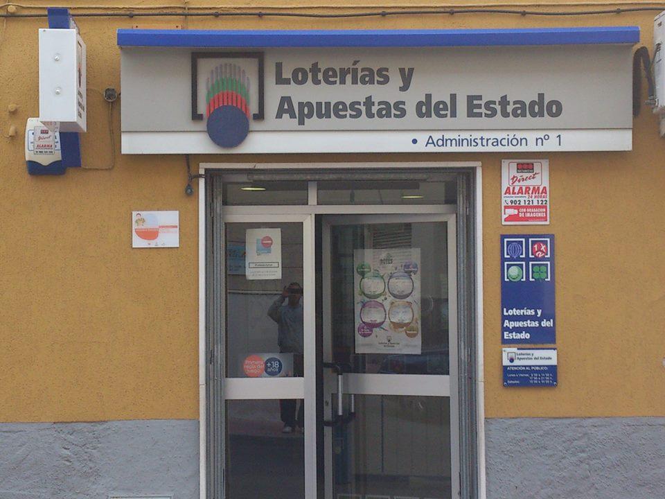 ADMINISTRACIÓN DE LOTERÍAS Nº 1