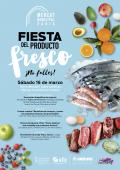 Festa del producte fresc en el Mercat de Xàbia