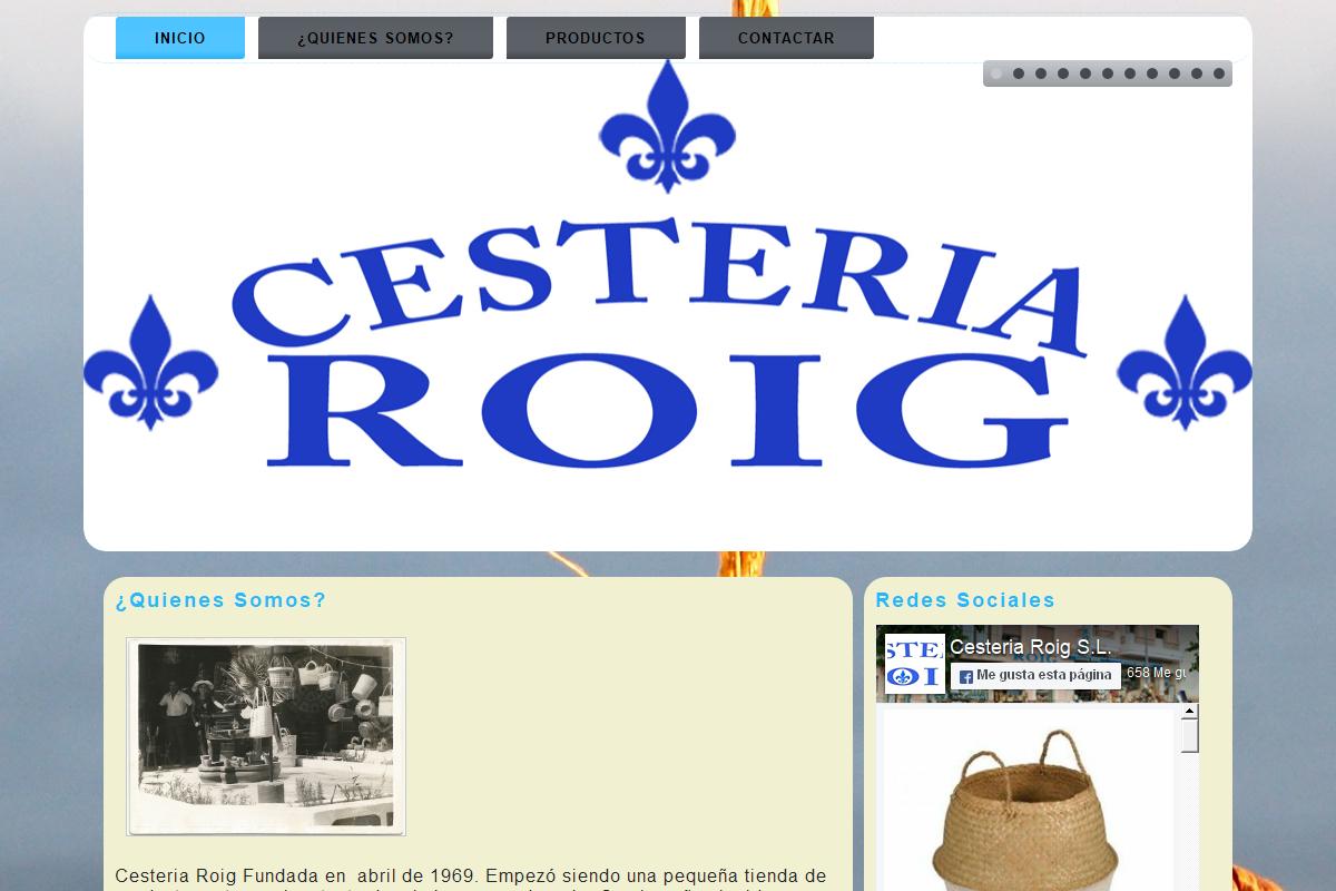 CESTERIA ROIG S.L.