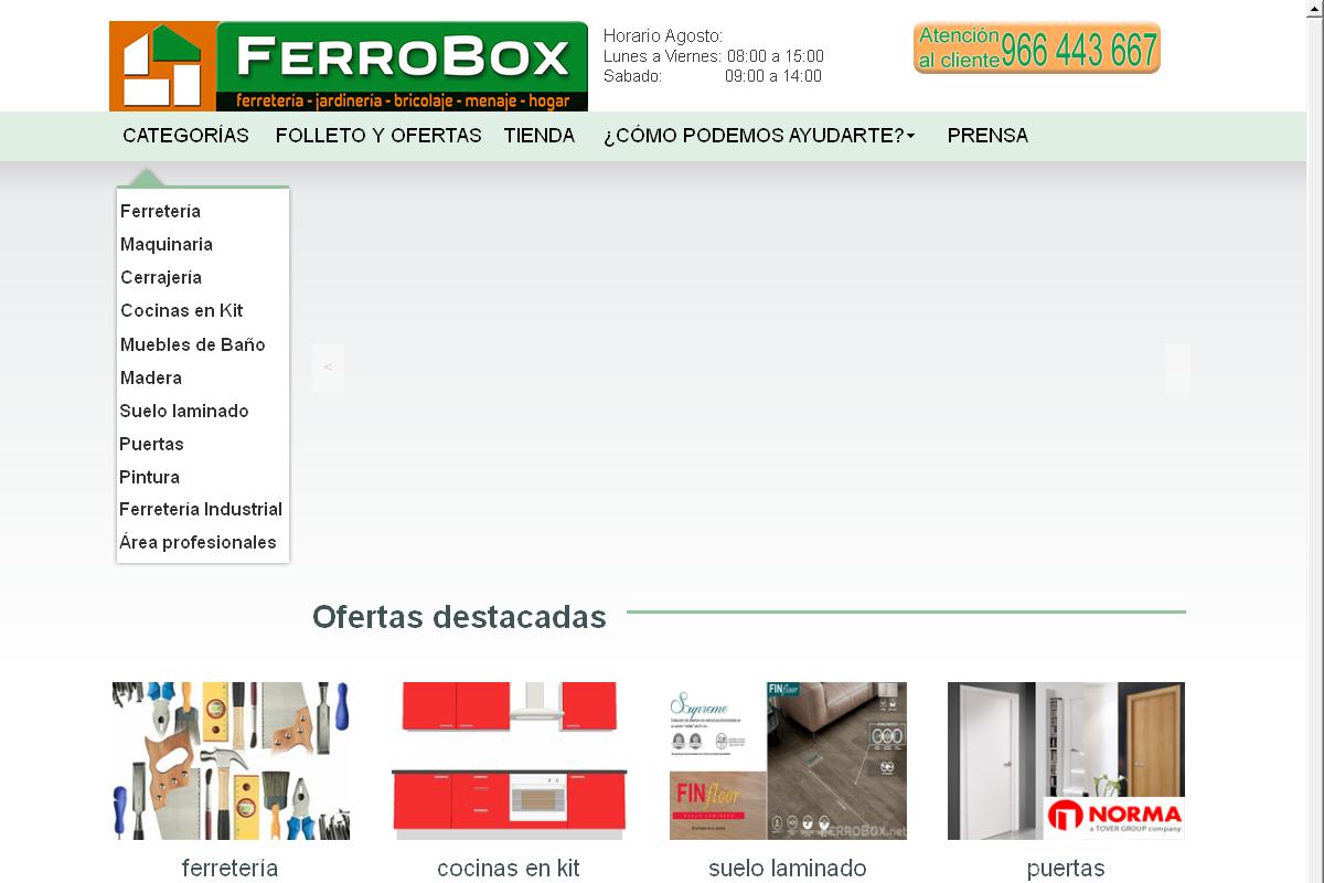 BRICOTOP FERROBOX