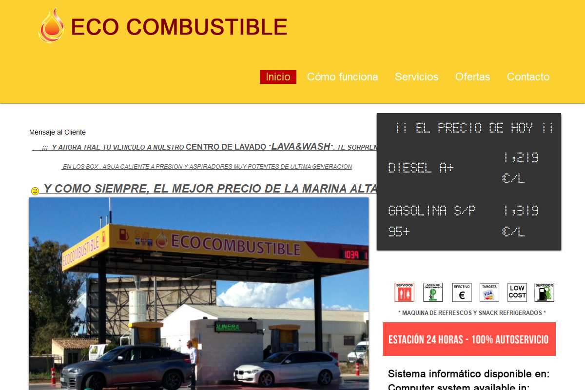 ECOCOMBUSTIBLE