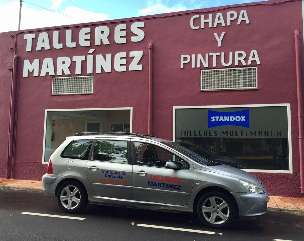 TALLERES MARTINEZ