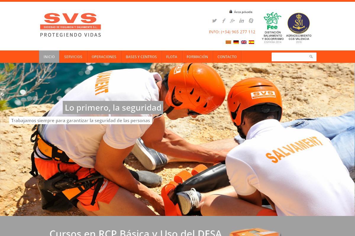 SOCIEDAD DE VIGILANCIA Y SALVAMIENTO (SVS)